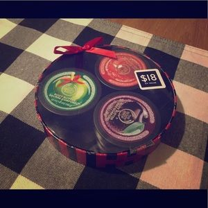 *The Body Shop* body butter set
